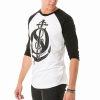 OS west coast baseball tee